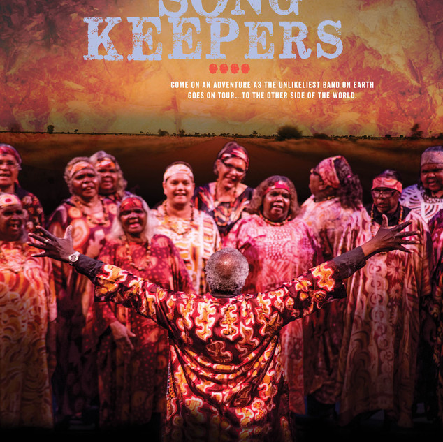 The Song Keepers Poster