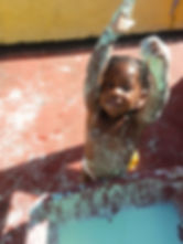 Grenada Private School toddler