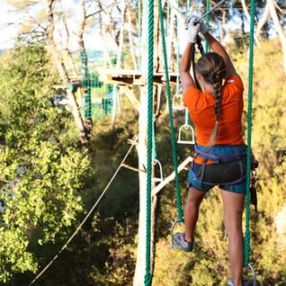 Parcours Noir- Indian Forest Bouc Bel Air
