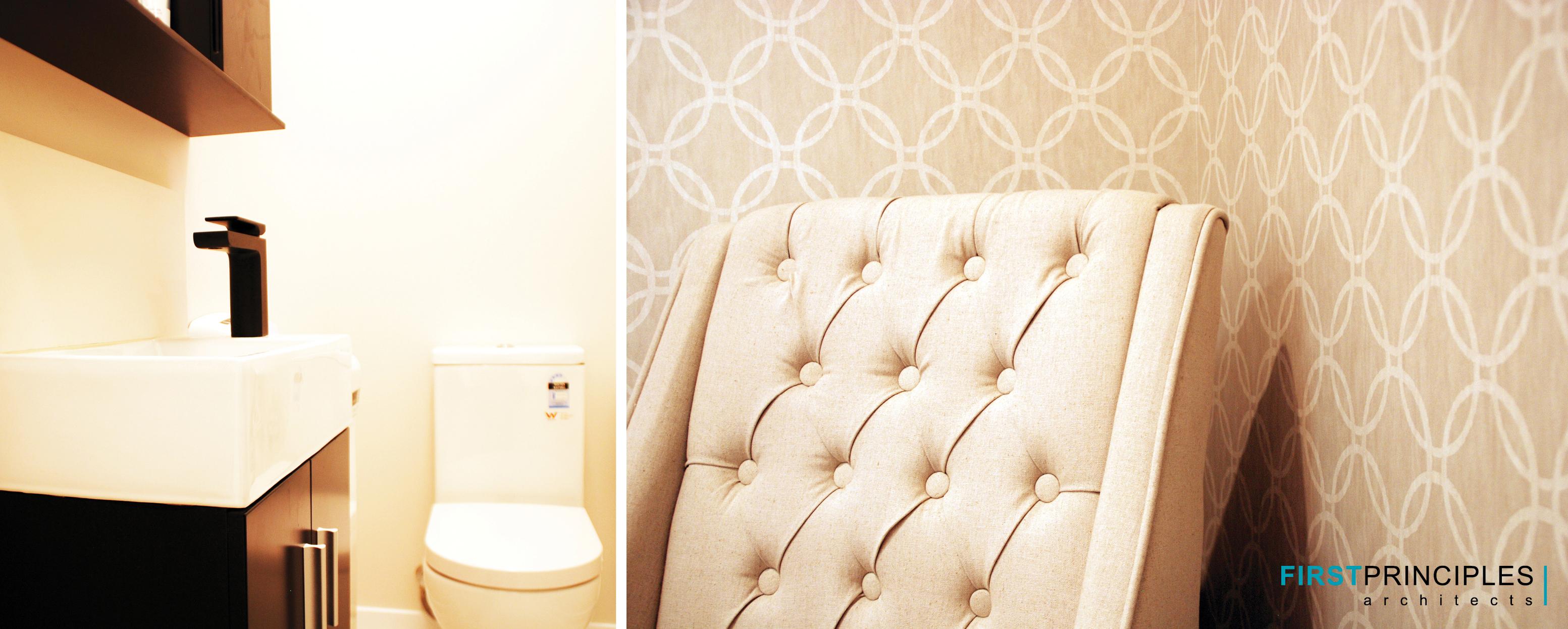 Lobby & Toilets