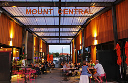 Mount Central Night Covered Outdoor