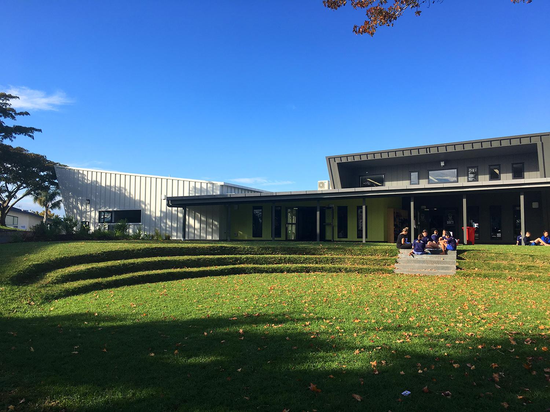 TAURANGA INTERMEDIATE SCHOOL