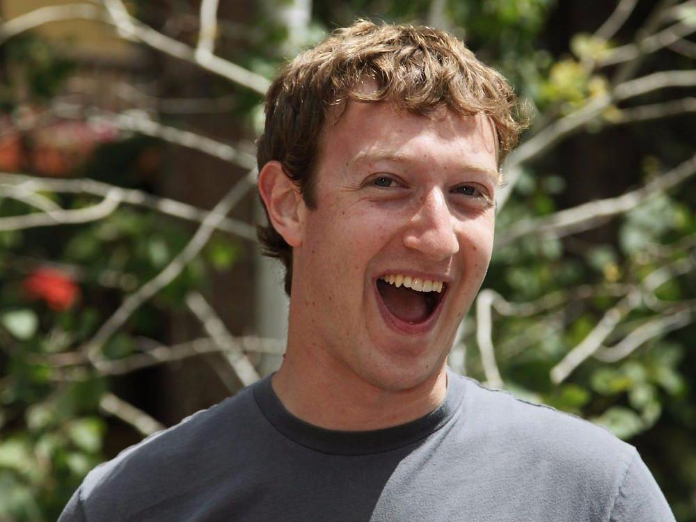 Marck Zuckerber troll