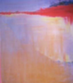 Karlie Markendorf, LMHC, ATR-BC. 2007. oil on canvas