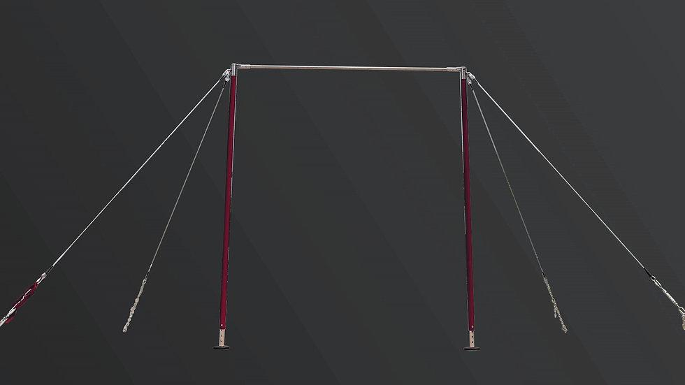 Training horizontal bar