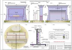 Схема подиума