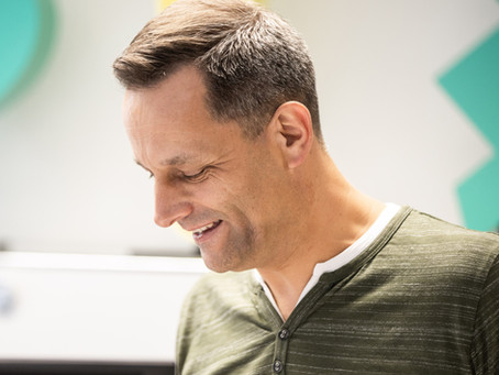 Co-Leiter Daniel Oswald