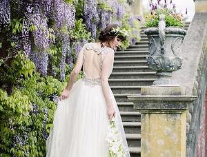 Sposa matrimonio ville storiche