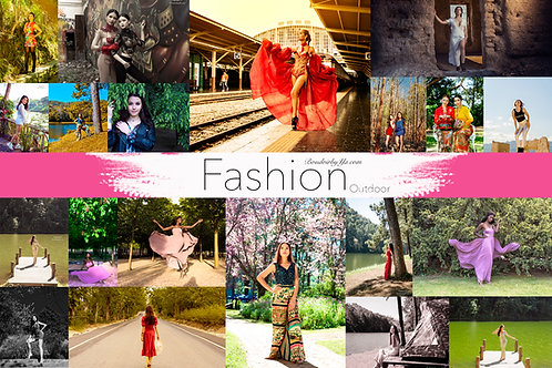 Presets Fashion Outdoor by Ya
