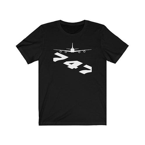 747 Unisex Short Sleeve T-Shirt