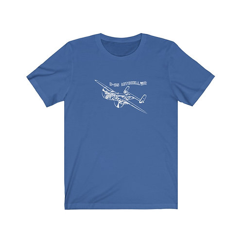 B-25 MITCHELL USA Unisex Short Sleeve T-Shirt