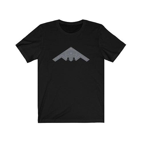 USAF B-2A SPIRIT Unisex Short Sleeve T-Shirt