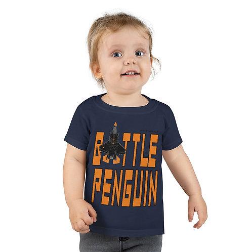 F-35 BATTLE PENGUIN Toddler T-shirt