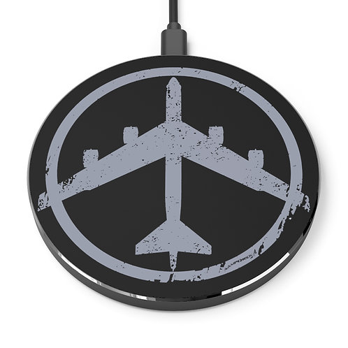 B-52 PEACE THROUGH STRENGTH Wireless Charger