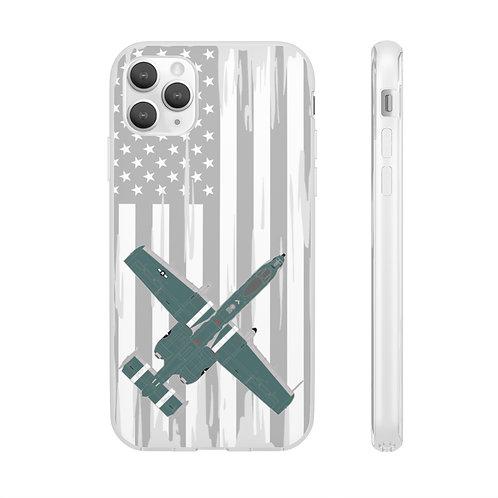 UNOFFICIAL A-10C THUNDERBOLT II DEMO TEAM USA Flexi Phone Case