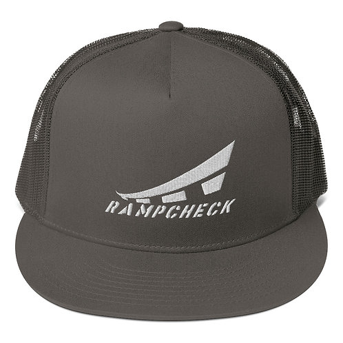 RAMPCHECK LOGO Mesh Back Snapback