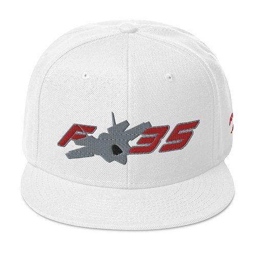 F-35 Snapback Hat