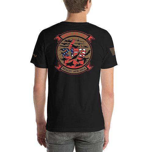 UNOFFICIAL RED FLAG 21-3 PREMIUM Lightweight T-shirt