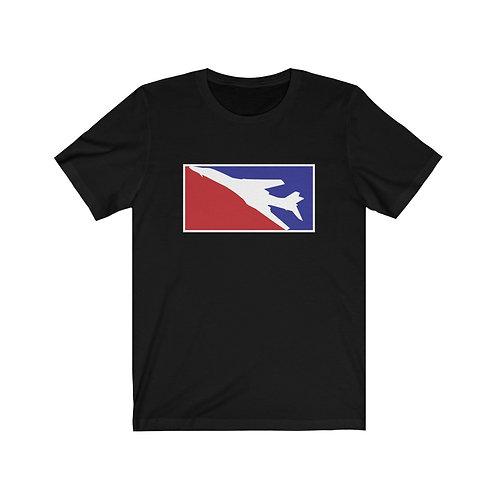B-1 LANCER RWB Unisex Short Sleeve T-Shirt