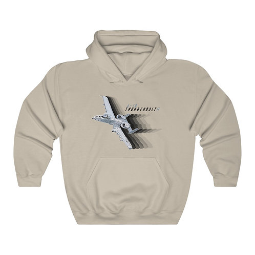 A-10 THUNDERBOLT II FULL SEND Unisex Heavy Blend Hoodie