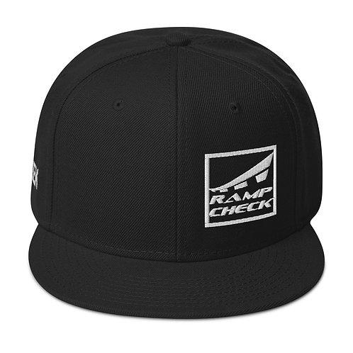 SQUARE RAMPCHECK LOGO AVGEEK Snapback Hat