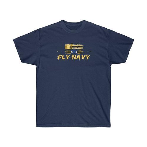 UNOFFICIAL USN BLUE ANGELS SUPER HORNET FLY NAVY USA Heavyweight T-shirt