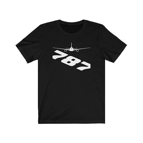 787 Unisex Short Sleeve T-Shirt