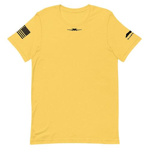 A-10C THUNDERBOLT II PILOT STYLE USA Short-Sleeve T-Shirt