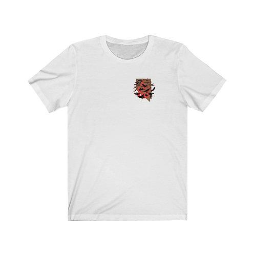 UNOFFICIAL RED FLAG 21-3 NEVADA Lightweight T-shirt