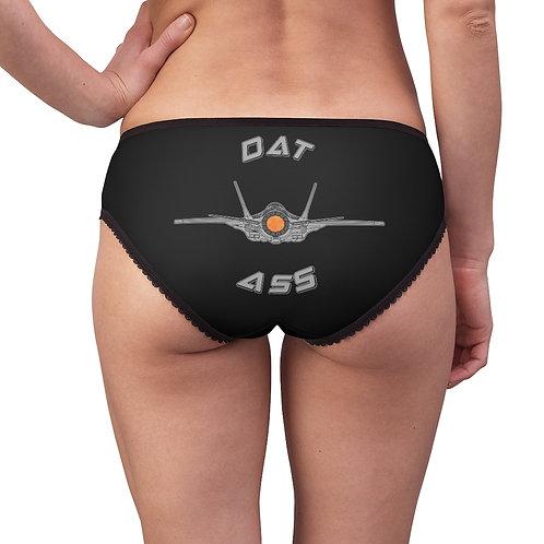 F-35 DAT ASS Women's Panties