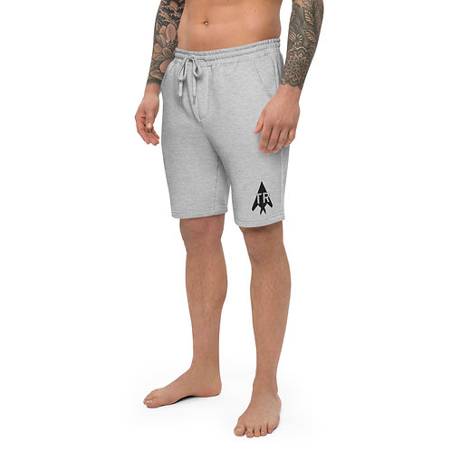 F-117A TR EMBROIDERED Men's Fleece Shorts