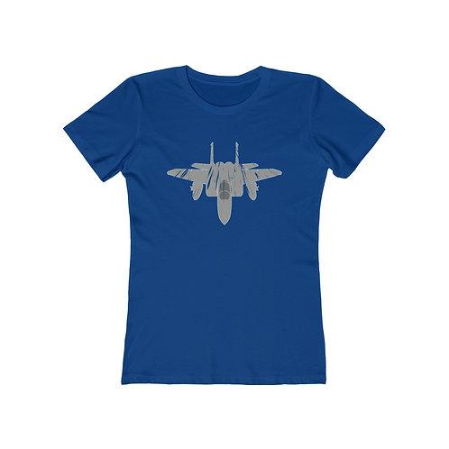 F-15 EAGLE Women's The Boyfriend T-shirt