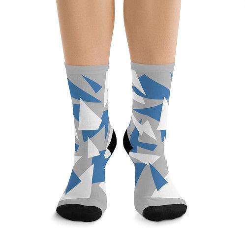 GRAY SPLINTER AGGRESSOR Socks