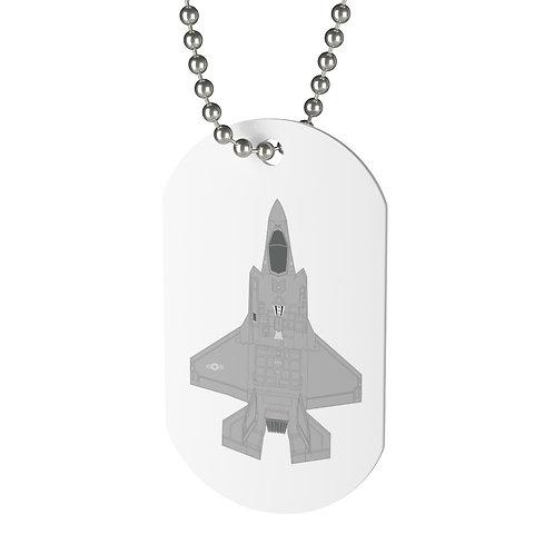 F-35A LIGHTNING II Dog Tag