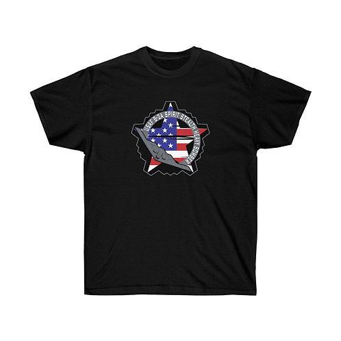 UNOFFICIAL USAF B-2A SPIRIT STEALTH HEAVY BOMBER USA Heavyweight T-shirt