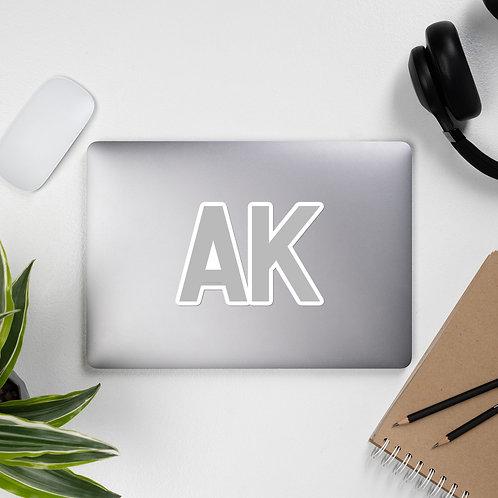 AK Elmendorf AFB, AK USA STICKER