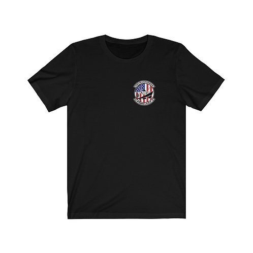 OFFICIAL THE RAMPCHECK PODCAST LOGO Unisex Short Sleeve T-Shirt