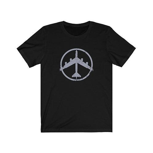B-52 PEACE THROUGH STRENGTH Unisex Short Sleeve T-Shirt