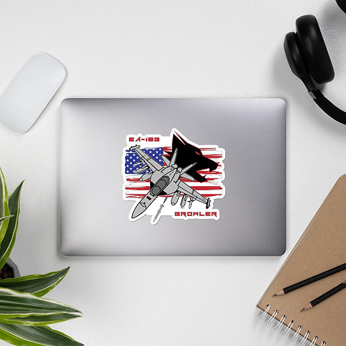 EA-18G GROWLER USA STICKER