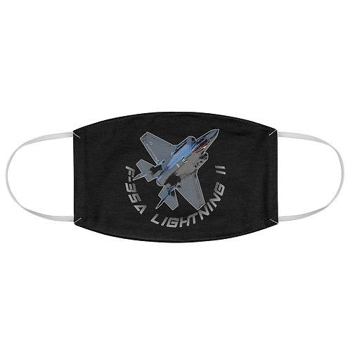 F-35A LIGHTNING II Fabric Face Mask