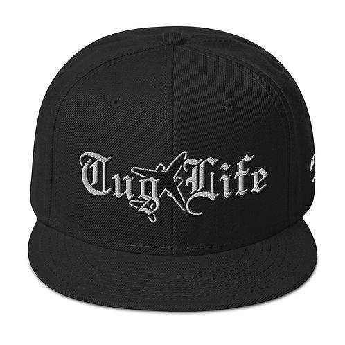 TUG LIFE 737 Snapback Hat