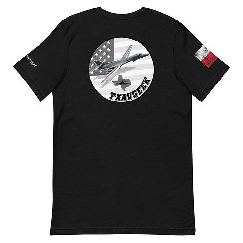 @TXAVGEEK Short-Sleeve Unisex T-Shirt