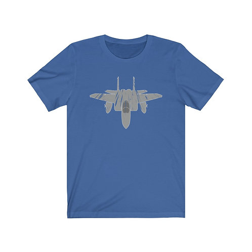 F-15 EAGLE Unisex Short Sleeve T-shirt