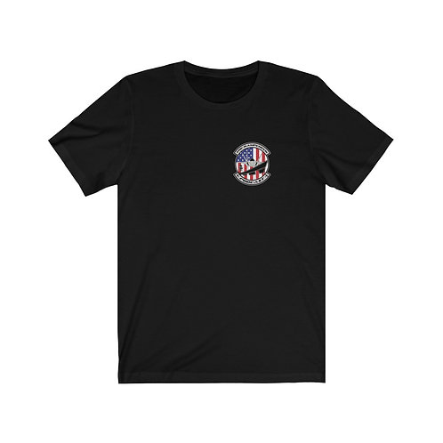 OFFICIAL THE RAMPCHECK PODCAST LOGO Unisex Short Sleeve T-Shirt
