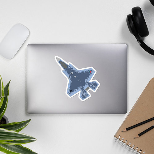 F-35 GHOST AGGRESSOR CONCEPT STICKER