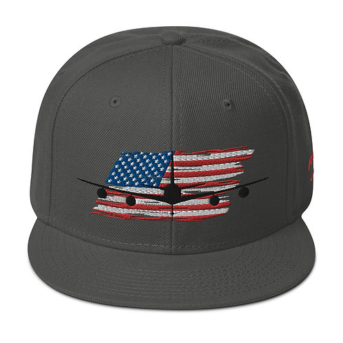 KC-135 STRATOTANKER USA Snapback Hat