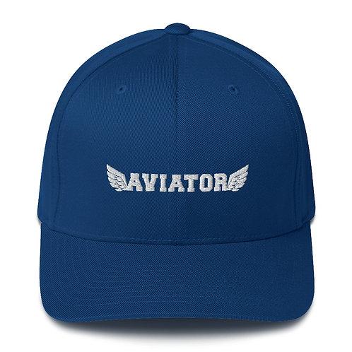 AVIATOR WINGS FLEXFIT HAT