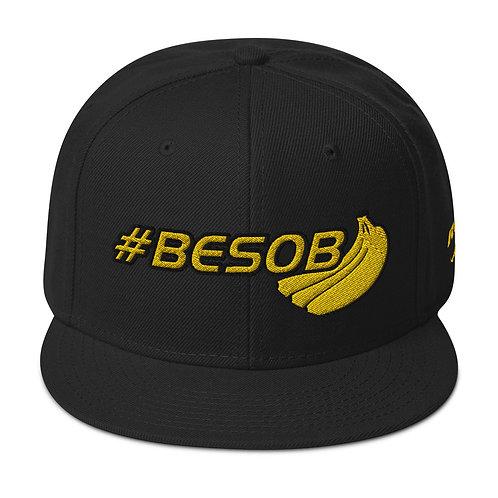 #BESOB Snapback Hat