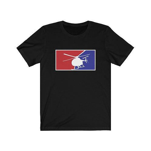 MH-6 LITTLE BIRD RWB Unisex Short Sleeve T-Shirt