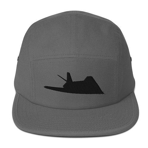 F-117 STEALTH Five Panel Cap